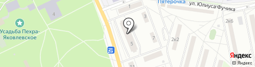 ЛикБез на карте Балашихи