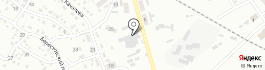 МакейСмак на карте Макеевки
