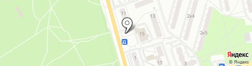 Шашлычная на карте Балашихи