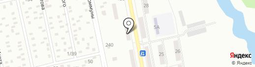 Винтаж на карте Макеевки