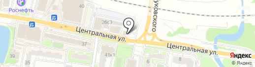 Most Wanted на карте Балашихи