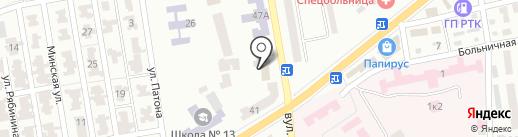 Кровельные материалы, магазин-салон на карте Макеевки