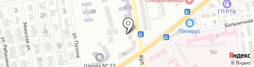 LADA-Sport на карте Макеевки