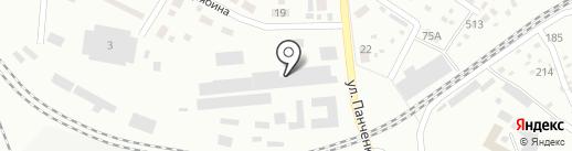 Укрспецпрофиль, торгово-производственная компания на карте Макеевки