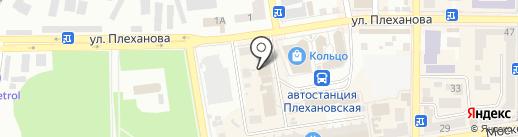 ProStor на карте Макеевки