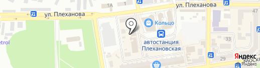 West на карте Макеевки