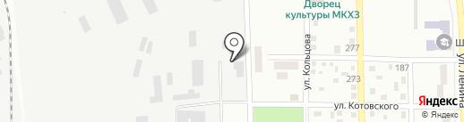 ГАСЧ на карте Макеевки