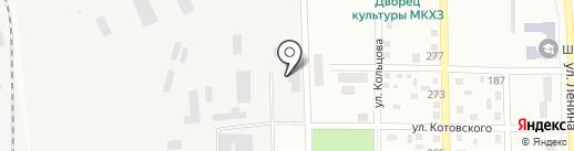 ГАСЧ, Государственная аварийно-спасательная часть №12 на карте Макеевки