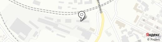 Макеевпромтранс на карте Макеевки