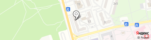Ника-инжиниринг на карте Балашихи