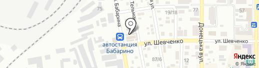 Вкусняшка на карте Макеевки