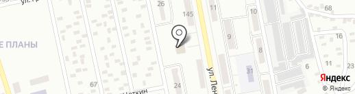 Алсу на карте Макеевки