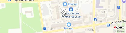 Fortuna на карте Макеевки