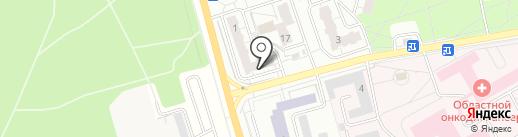 Академия Ремонта на карте Балашихи