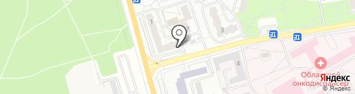 CyberPlat на карте Балашихи