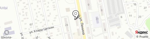 Лара стиль на карте Макеевки