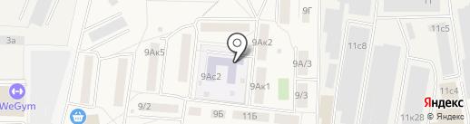 Детский сад №104, Ромашка на карте Томилино