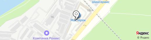 MySanShop на карте Балашихи