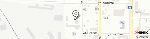 Мастер-Гарант на карте Макеевки