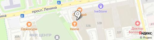 MARINsTRAVEL.ru на карте Балашихи