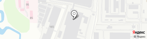ВОГ трейд на карте Балашихи