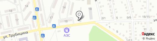 Шиномонтажная мастерская, СПД Якушко Д.С. на карте Макеевки