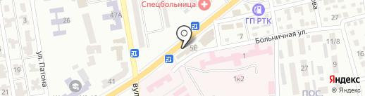 Мясной магнат на карте Макеевки