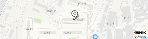 Мировые судьи Люберецкого района на карте Томилино