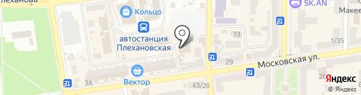 Monica на карте Макеевки
