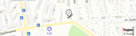 Шанс, ветеринарная клиника на карте Макеевки