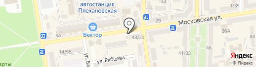 Приключение на карте Макеевки