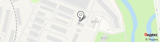 Stanokwood на карте Томилино
