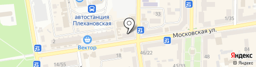 Золотое руно на карте Макеевки