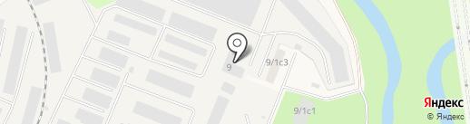 Терминал-Сервис на карте Томилино