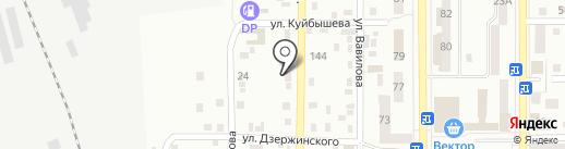 Мастерстрой на карте Макеевки
