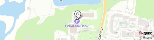Ревиталь Food на карте Балашихи