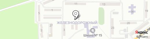 Адам на карте Макеевки