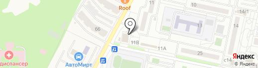 Mix Cafe на карте Балашихи
