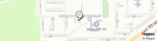 Штаб на карте Макеевки