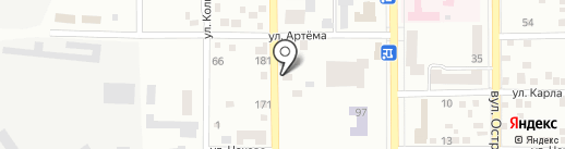 Vivaio на карте Макеевки