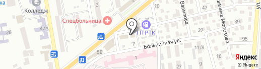 АвтоБонус на карте Макеевки