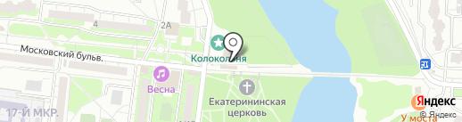 Мясная лавка на карте Балашихи