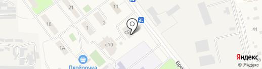 FreshSecret на карте Ильинского