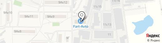 Степ-Моторс на карте Томилино