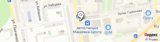 1000 мелочей+ на карте Макеевки