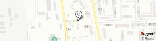 ФизRa на карте Макеевки