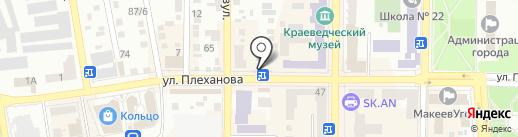 Финанс Актив Центр на карте Макеевки