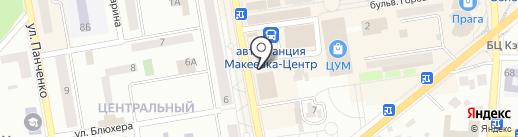 Vsemsmart.ru на карте Макеевки