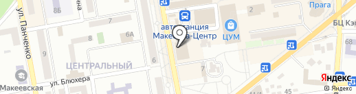 City Image на карте Макеевки