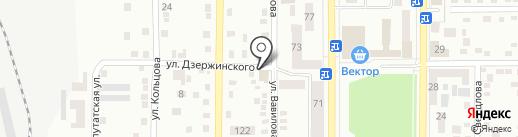Макеевский городской центр социальных служб для семьи, детей и молодежи на карте Макеевки